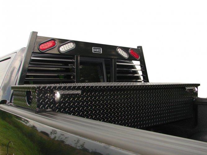 Ford F150 Headache Rack Hauler