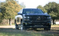2016 Chevy Ranch Hand Legend Grille Guard