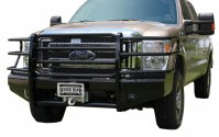 Ford Superduty F250 F350 Sport Winch Ready