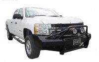 Chevrolet 2500 3500 HD Ranch Hand Summit Bullnose Bumper