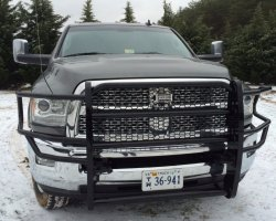 Ranch Hand Grille Guard on Ram
