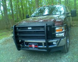 2009 Ford F-350 V-10 4x4