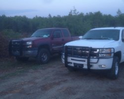 2011 silverado and 04 duramax