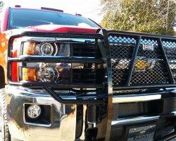 """2500 Silverado 2015 """"Big Red"""""""