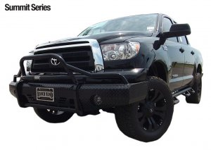 Toyota Tundra Ranch Hand Summit Bullnose Bumper