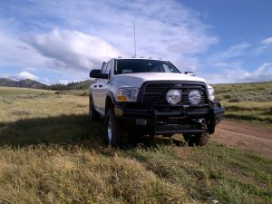 2012 Power Wagon